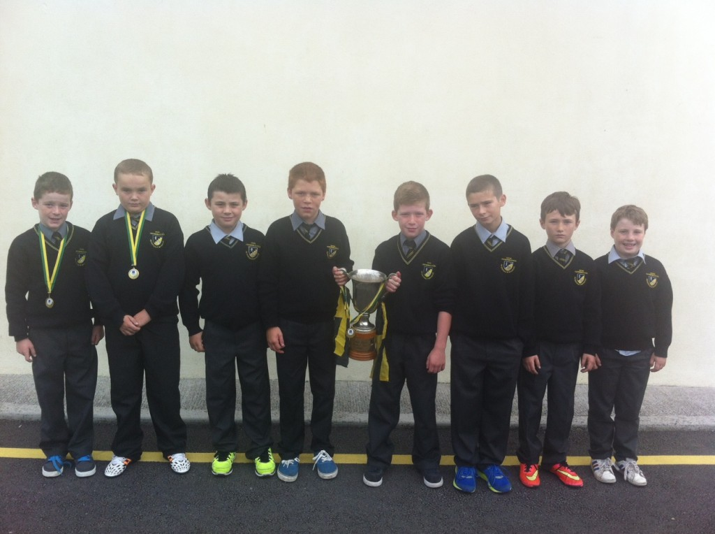 Darragh O Brien, Charlie Ryan, Calvin O Sullivan, Cillian Fitzpatrick, James O Brien, Dylan O Sullivan, Cuan Kearney and Liam Cronin all of whom were members of the Fermoy Under 10 Hurling Squad who triumphed in Mullinahone.
