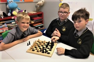 Chess Champions!