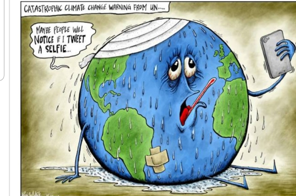 Climate Action Week.