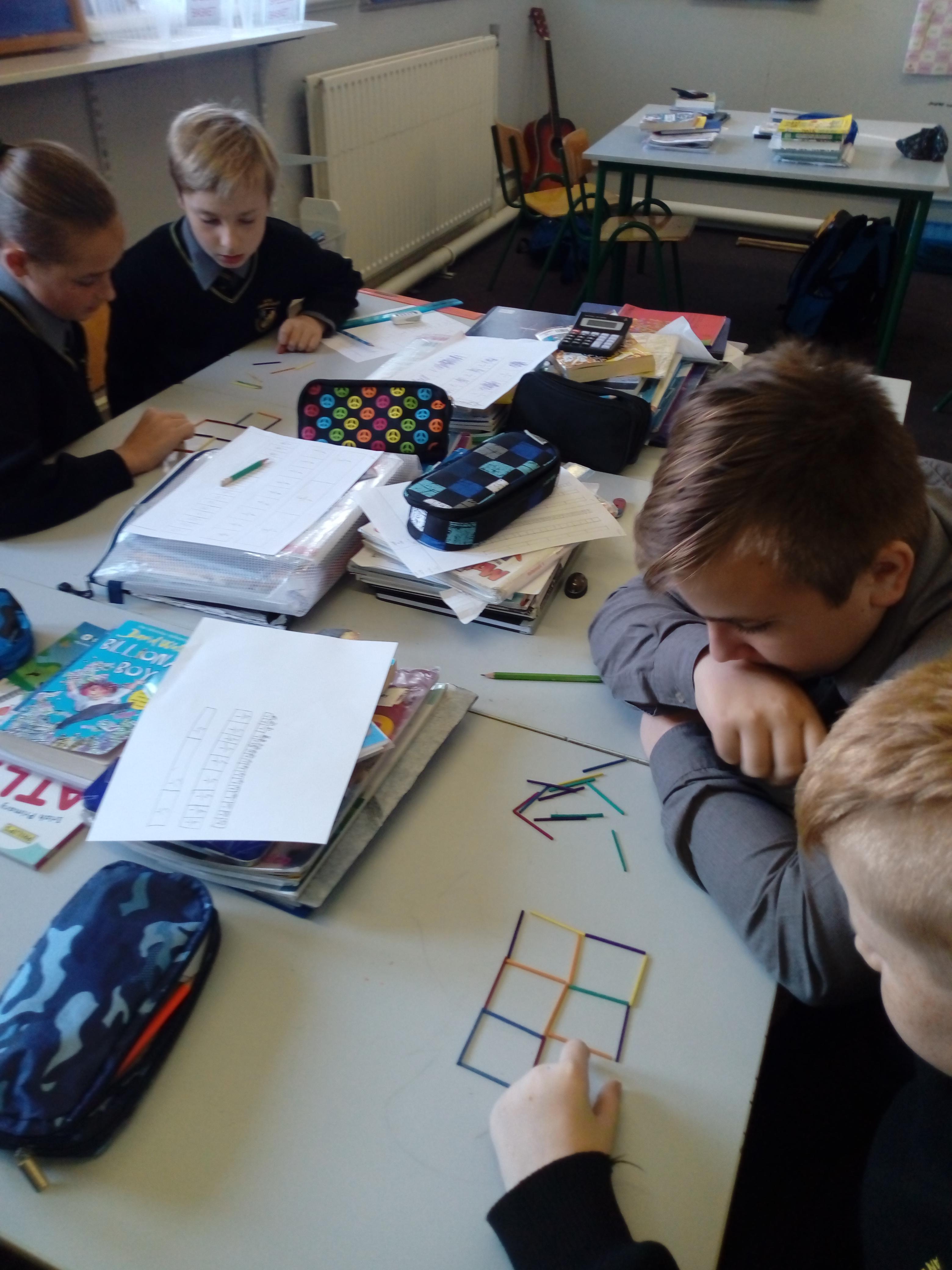 Maths Week (6th Class)