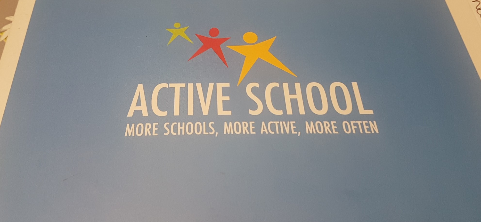 Active School Flag-'Active Break Everyday Challenge'