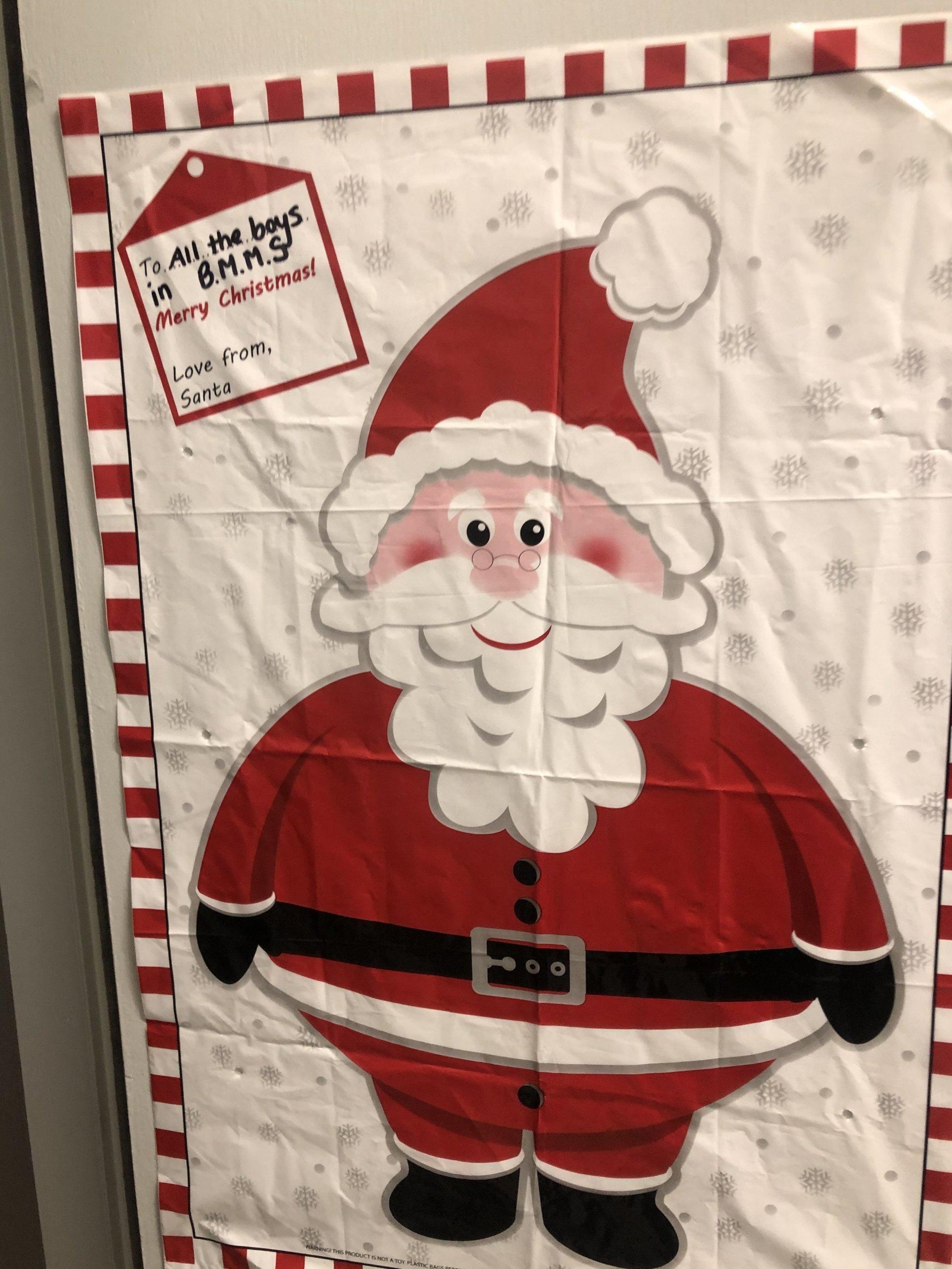 Christmas at BMMS